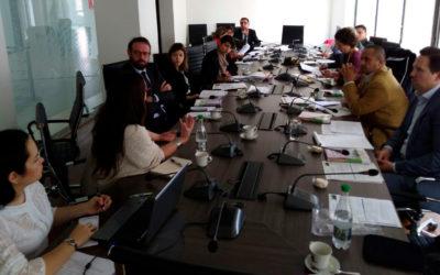 Primera sesión del Comité Asesor Nacional CAPAZ (Cadenas de Paz)