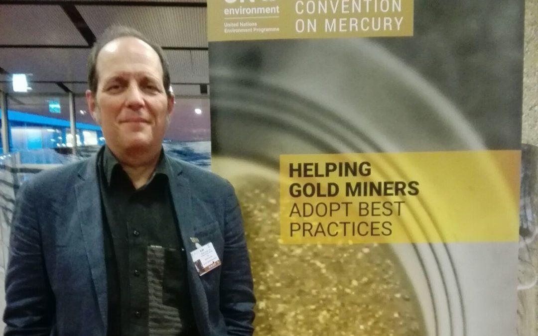 Creando y fomentando un entorno favorable para la reducción y eliminación del uso de mercurio en la minería artesanal y de pequeña escala