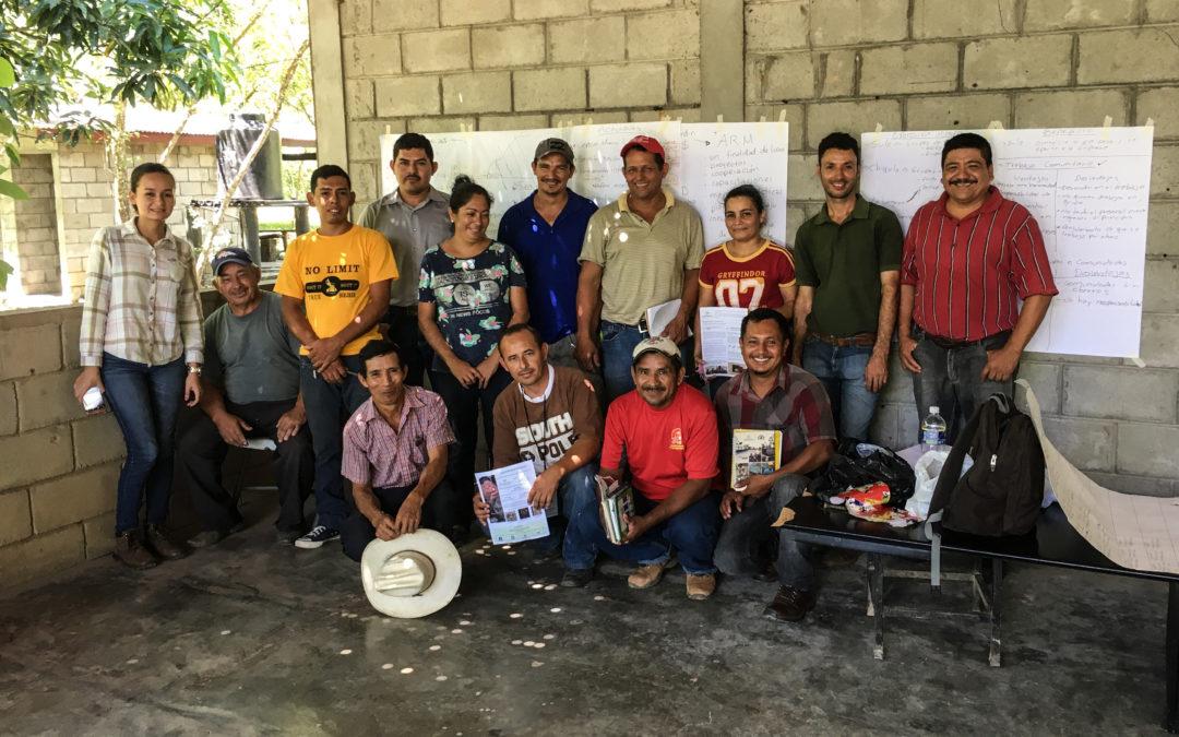 """Arranca el proyecto """"Un modelo de minería artesanal y de pequeña escala responsable en Honduras"""""""