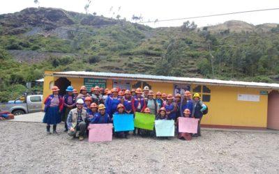 Diagnóstico rural participativo y caracterización con mujeres quechua