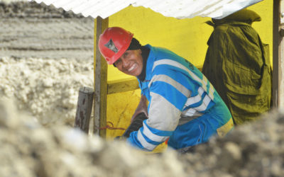 Implementing a multi-donor program in Ananea to promote responsible mining territories in Peru