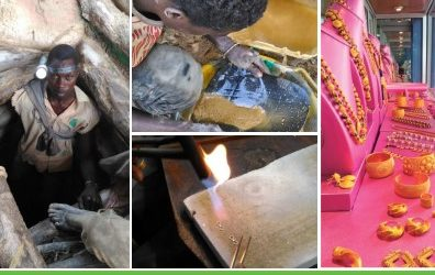 Analysis report on Supply chains of artisanal gold in West Africa