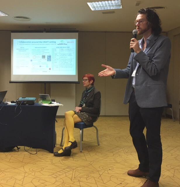 ARM participa en la Conferencia sobre Estándares de Sostenibilidad Global en São Paulo