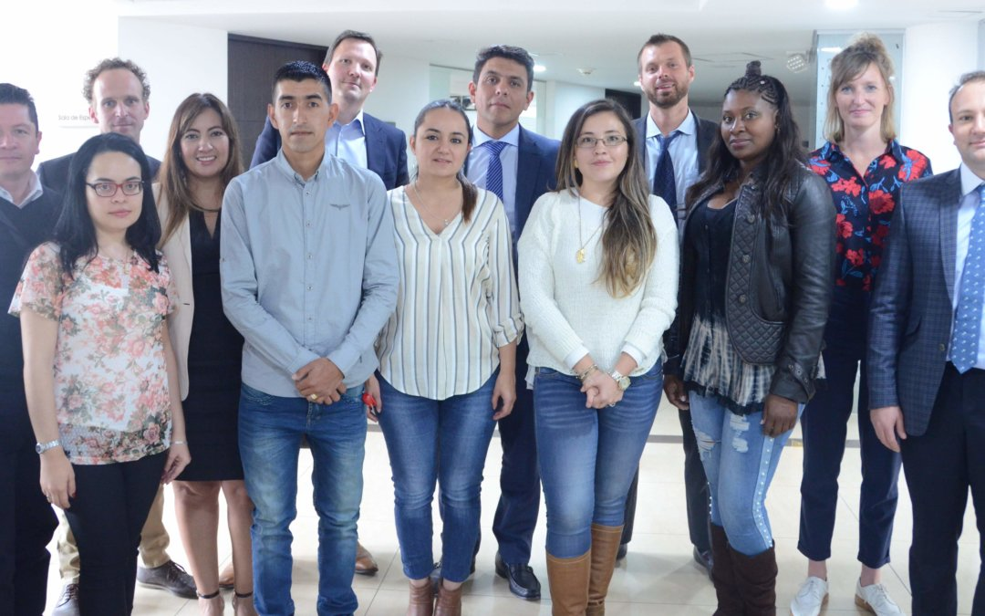 National Committee, looking at the future of artisanal and small-scale mining in Colombia