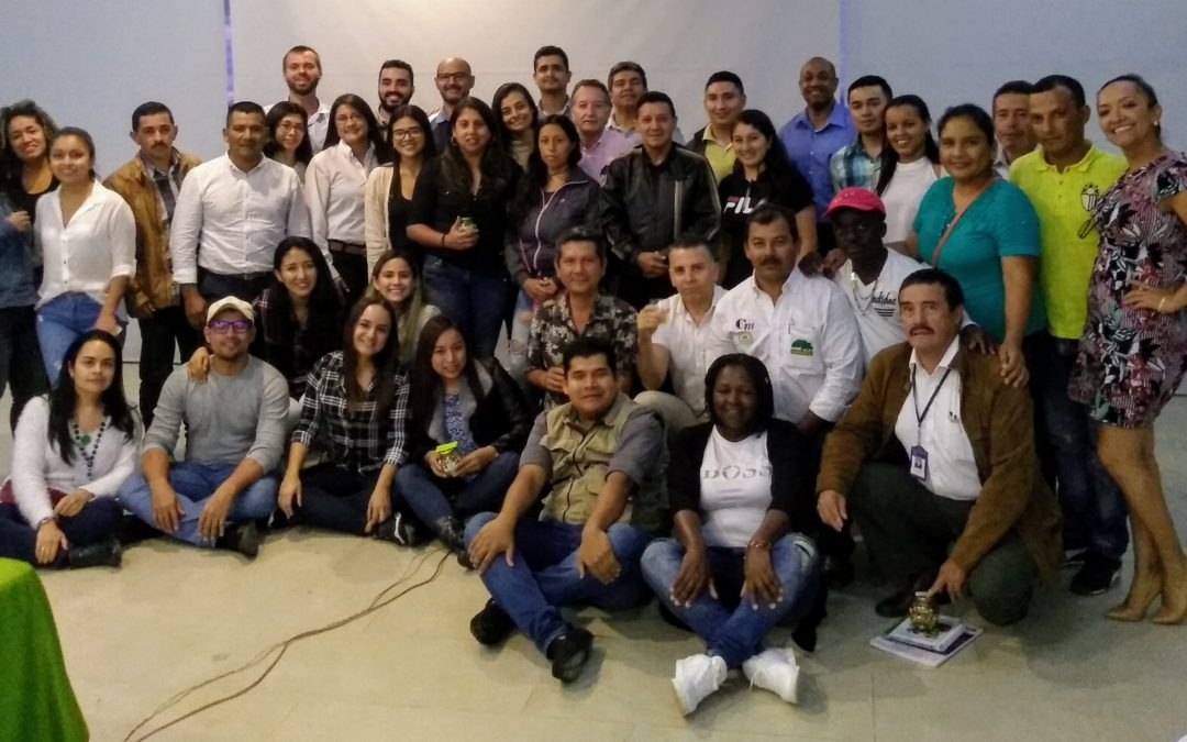 Cauca-Nariño Regional Workshop: Experiences involving a connection between multiple stakeholders and the artisanal and small-scale mining sector