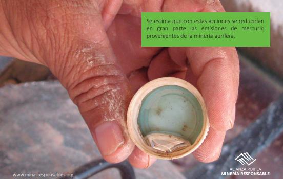 Plan de transición para la eliminación del uso de mercurio en la minería artesanal y de pequeña escala de oro