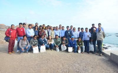 Taller de Formalización y Comercialización en Chala, Perú