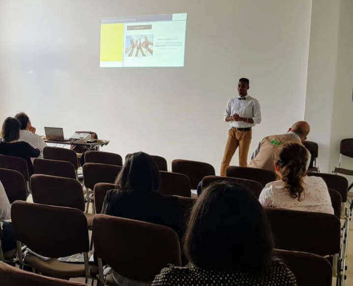 Taller de desarrollo de capacidades sobre la Guía de Debida Diligencia de la OCDE en Popayán