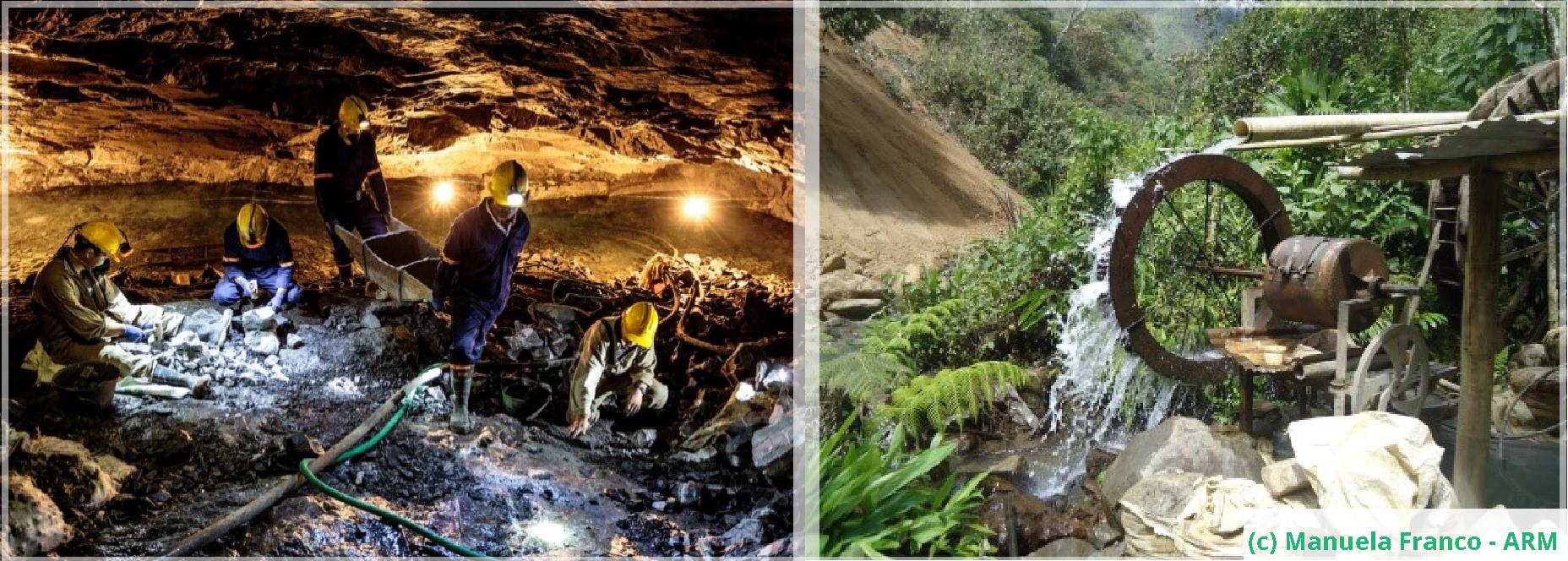 ¡Un año que empieza con éxitos! Nuevas certificaciones Fairmined para las asociaciones mineras COODMILLA y LA FORTALEZA