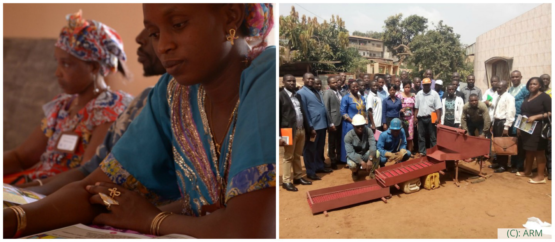 África: Proyectos PRECASEM y ONUDI finalizaron con éxitos