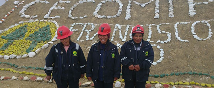 CECOMIP, the world's first alluvial gold mining cooperative to obtain the Fairmined Certification