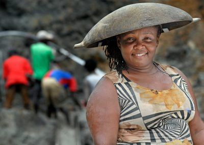Strengthening management competencies of women miners