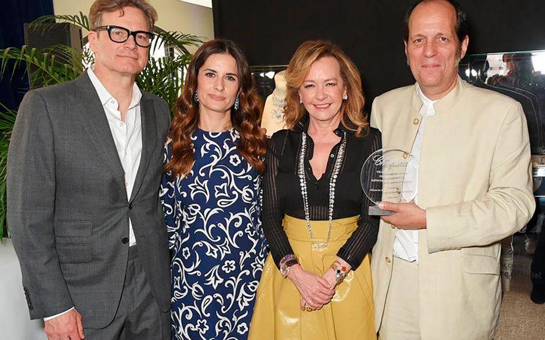 """ARM galardonado con el premio """"Green Carpet Collection (GCC) Award"""" de Chopard"""
