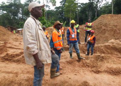 Elaboration d'une méthodologie pour la formalisation, l'amélioration de l'accès à des sources de financement et l'amélioration du traitement du minerai d'or au Cameroun