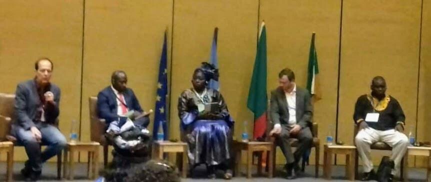 Promoviendo el diálogo global sobre minería artesanal y de pequeña escala en Zambia