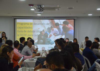 Guide OCDE et chaînes d'approvisionnement de minéraux en Colombie