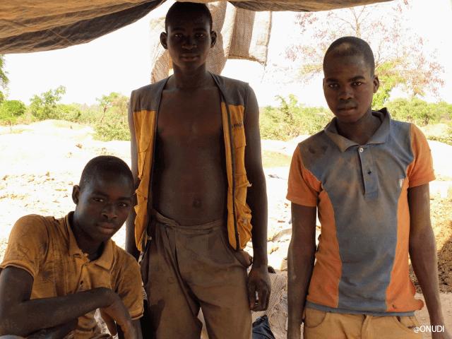 Apoyo para la creación de una actividad minera artesanal y de pequeña escala (MAPE) legal en Burkina Faso