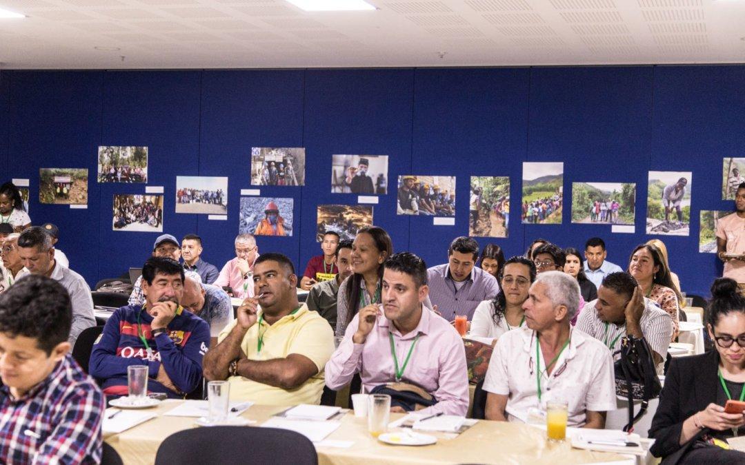 Agenda participativa para el sector de la minería