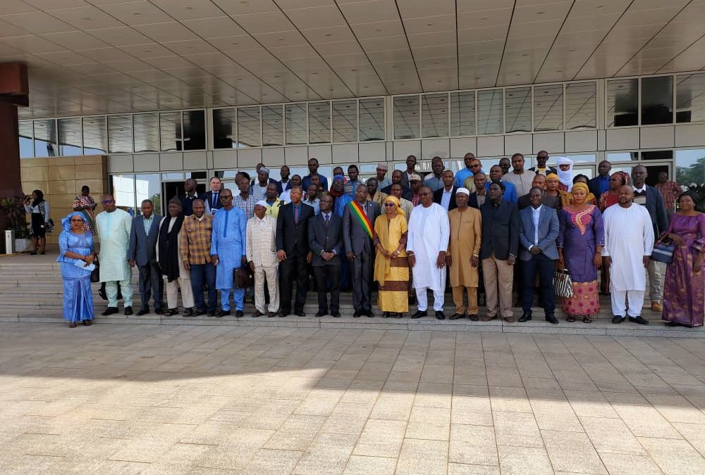 Programa de creación de capacidad en África occidental sobre la Guía de debida diligencia de la OCDE para cadenas de suministro de minerales responsables