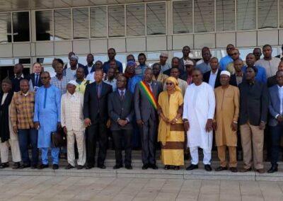 Mise en œuvre du Guide de l'OCDE sur le devoir de diligence pour des chaînes d'approvisionnement responsables en minerais en Afrique