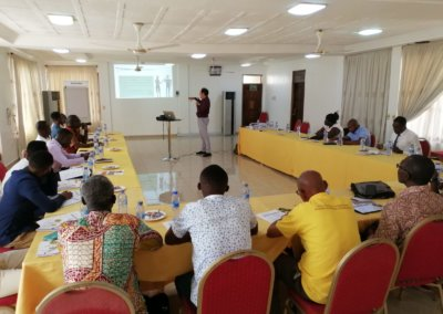 Implementation of the CRAFT Code in Ghana / Solidaridad Project
