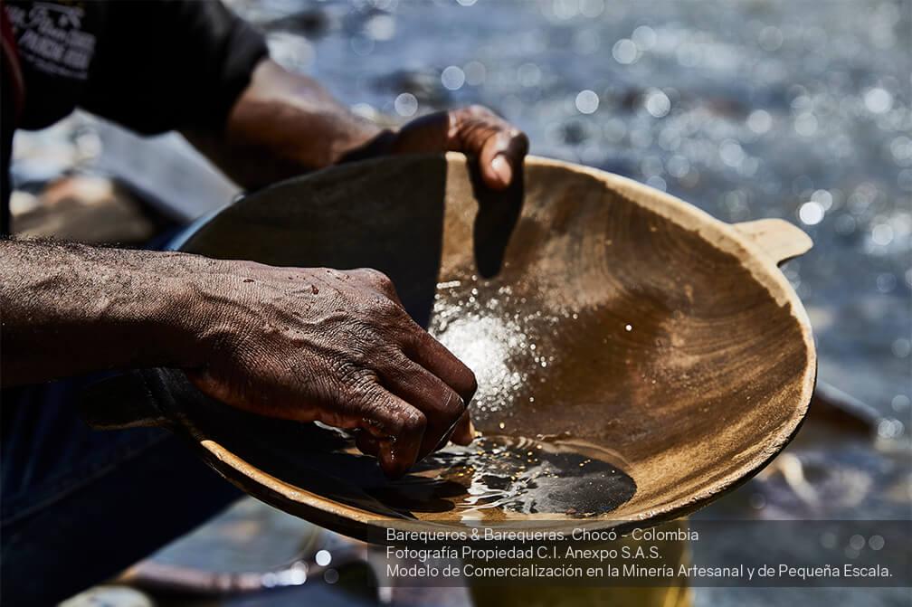Acción de emergencia para las comunidades mineras artesanales y de pequeña escala y cadenas de suministro