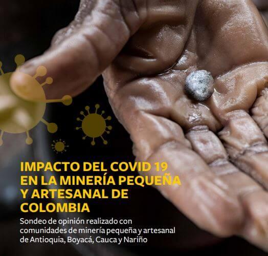 Impacto del Covid-19 en la minería artesanal y de pequeña escala