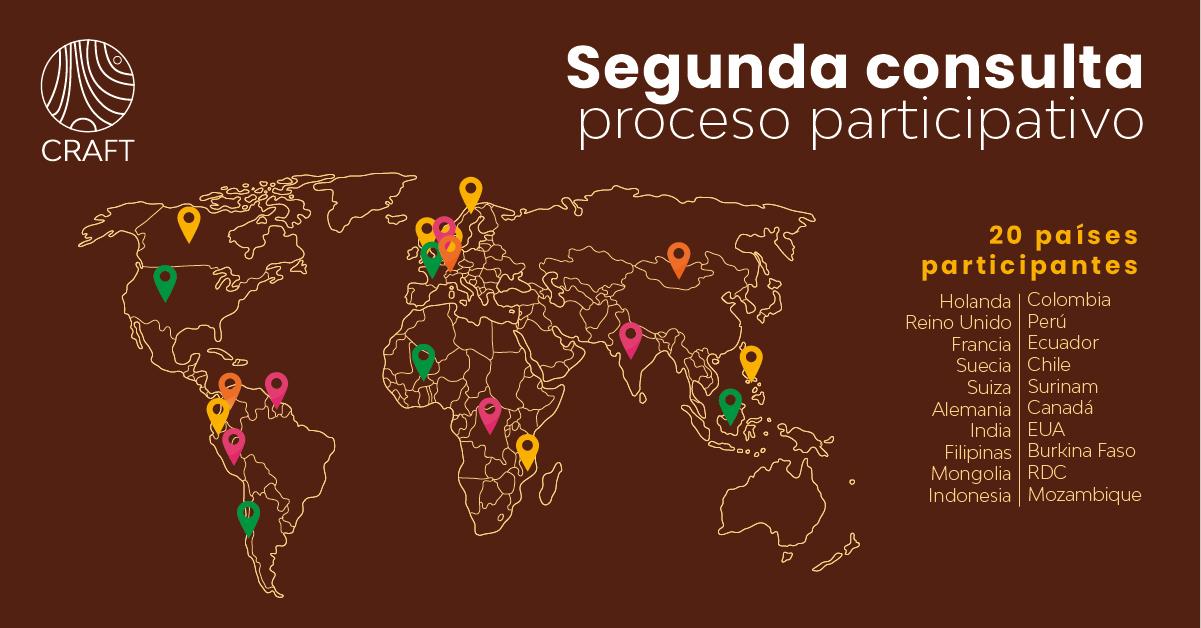 Se cierra la segunda consulta CRAFT con participantes de 20 países