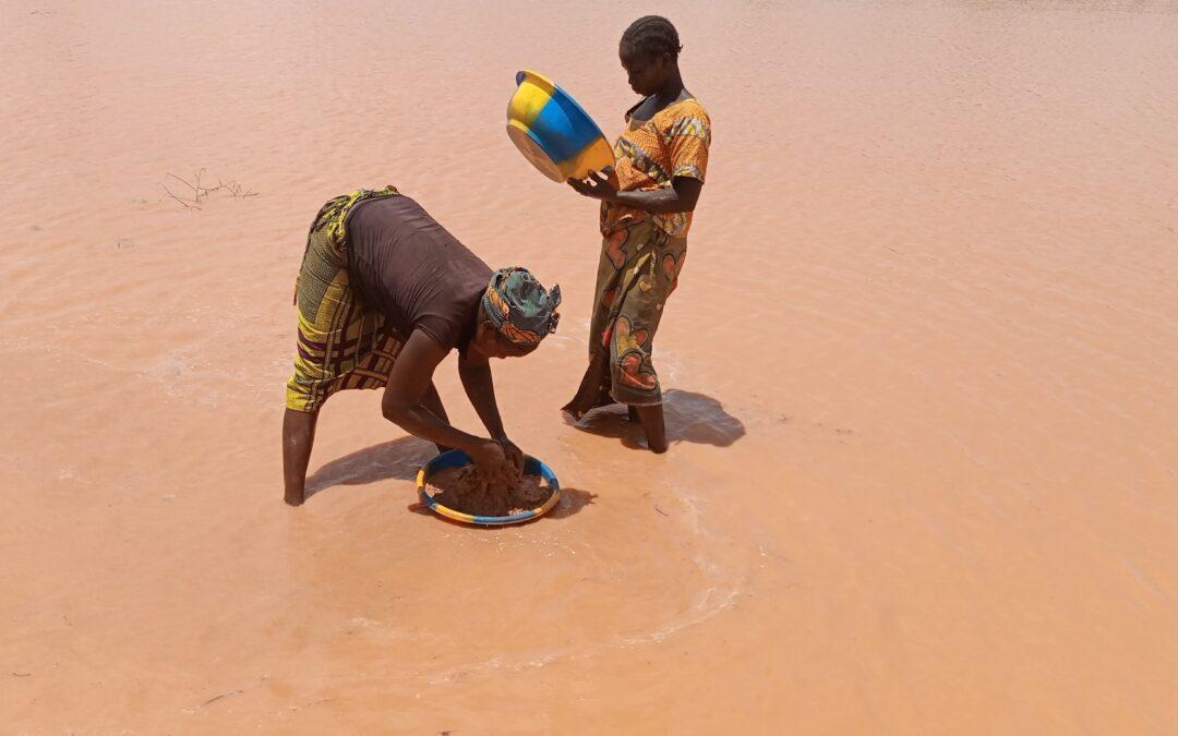 Aider les communautés minières touchées par la covid-19 au Burkina Faso