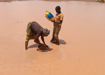 Helping mining communities impacted by covid-19 in Burkina Faso