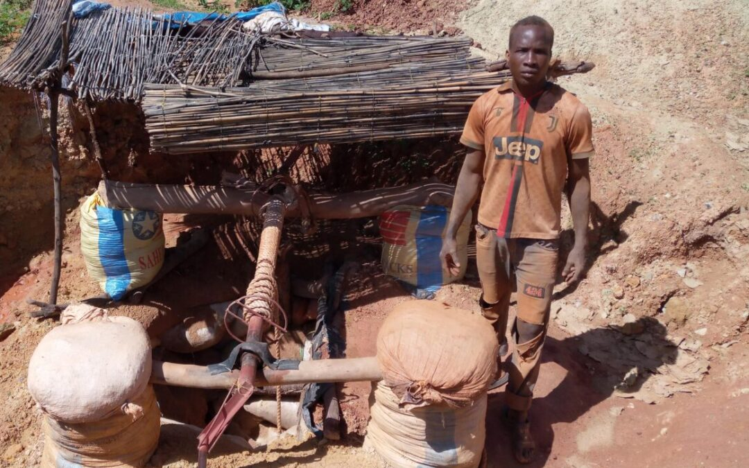 Promoting human rights in artisanal and small-scale mining in Burkina Faso