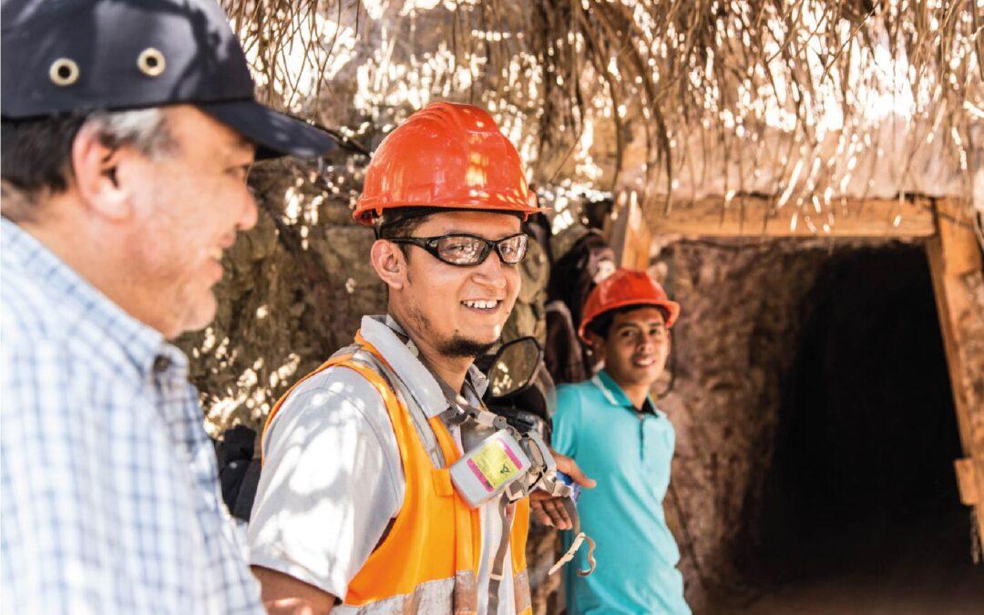 Honduras: tierra con brillos de oro, proyecto piloto del Programa de Minas Sostenibles