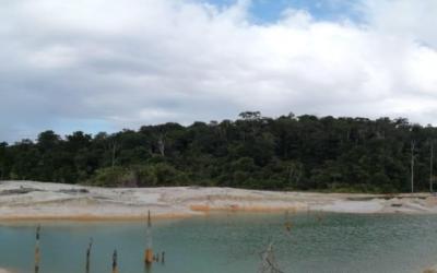 Guayanas: avanza el proyecto de Eliminación de Mercurio