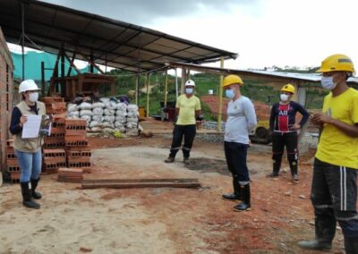 Caracterización socioeconómica San Roque
