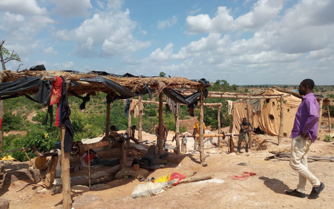 FSM Burkina Faso: Piloting the Forest Smart Mining (FSM) concept in the artisanal and small-scale mining sector in Burkina Faso