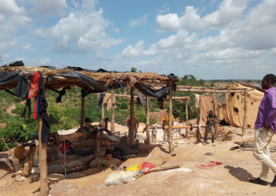 FSM Burkina Faso: Piloter le concept Forest Smart Mining (FSM) dans le secteur de la mine artisanale et à petite échelle au Burkina