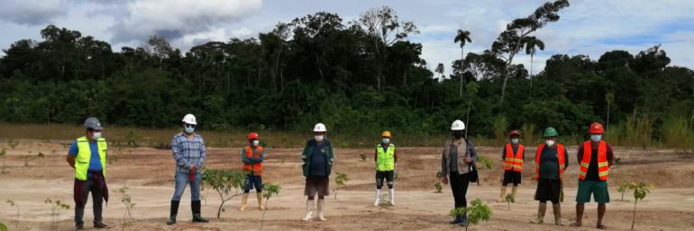 ARM acompaña a organizaciones mineras en Madre de Dios, Perú, en su camino hacia una minería responsable